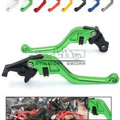 US $28.79 (Watch more - https://alitems.com/g/1e8d114494b01f4c715516525dc3e8/?i=5&ulp=https%3A%2F%2Fwww.aliexpress.com%2Fitem%2F2016-New-Motorcycle-Brakes-Thumb-Wheel-Roller-Adjuster-CNC-Short-Brake-Clutch-Lever-For-Kawasaki-NINJA%2F32671866141.html) 2016 New Motorcycle Brakes Thumb Wheel Roller Adjuster CNC Short Brake Clutch Lever For Kawasaki NINJA 400R 650R/ER-6F VERSYS