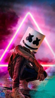 Images By ĐJMÏĞÜËŁ On Fondos De Marshmello | Joker Iphone