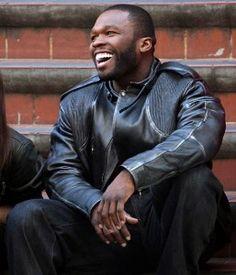 """Requiem Ghost Jacket - worn by 50 Cent in the movie """"Twelve""""."""