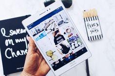 ASUS ZENPAD S 8.0 | Rebecca Fredrikssons modeblogg