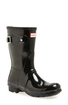 Rain boot - Hunter short