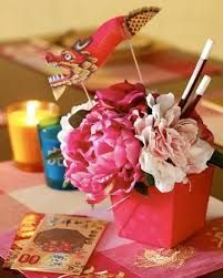 Image result for oriental themed wedding dress  #oriental #wedding #paperlesswedding #tablesetting