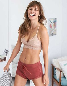 Bralettes. We did them first, we do them best! Layer 'em on first, or wear 'em on their own.
