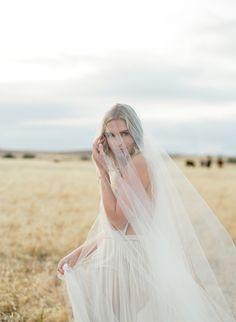 Ethereal ranch wedding: http://www.stylemepretty.com/2016/10/12/ethereal-ranch-wedding-inspirationa/ Photography: Jose Villa - http://josevilla.com/