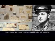 Small video about the objects found in the home of Jan Kubiš. We Will Never Forget, Paratrooper, Old Photos, Wwii, Objects, Military, Hero, Youtube, Movie Posters