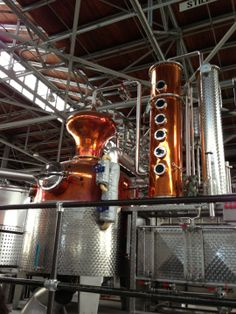 """See 593 photos and 51 tips from 4362 visitors to St. """"Come for a tasting! Knowledgeable staff who explains their line of products even. Rye Bourbon, Rye Whiskey, Whiskey Distillery, Brewery, Copper Still, Whisky Tasting, Pot Still, Tasting Room, Scotch Whisky"""
