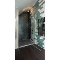 Original Style Proteus clear glass tile GW-PRO610SFT 150x75mm Glassworks