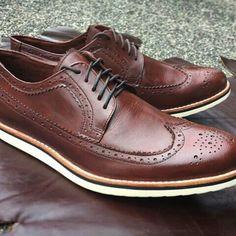 Godfather Shoes #oakwoodbrown #longwing #marikinamade #dapper #comfort #socialentrepreneur