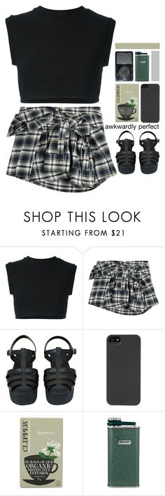 """~"" by emilypondng ❤ liked on Polyvore featuring adidas Originals, Faith Connexion, Chanel, HEX, women's clothing, women's fashion, women, female, woman and misses"