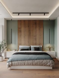 Modern Master Bedroom, Bedroom Furniture Design, Modern Bedroom Design, Room Ideas Bedroom, Home Room Design, Master Bedroom Design, Bedroom Colors, Home Decor Bedroom, Home Interior Design