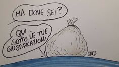 Giustificazioni Take A Smile, Pictures To Draw, Stripes, Cartoon, Thoughts, Comics, Funny, Drawings, Inspiration