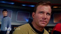 Syfy Zoom #19 - Raumschiff Enterprise:  Kirk - bester Sternenflottenkapi...