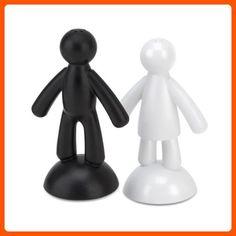 Umbra Buddy Salt and Pepper Shaker Set - Fun stuff and gift ideas (*Amazon Partner-Link)