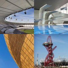 Slideshow feature: London 2012  architecture