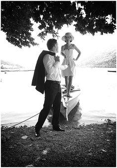 Hochzeitsfotografie, Outdoor Starnberger See Fotostudio Belichtungswert