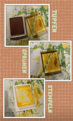 Gute-Laune-Gruss - Celebrate Sunflowers - Stampin' Up! Decor, Paper Mill, Polka Dots, Good Mood, Stamping Up, Cards, Decorations, Decoration, Dekoration