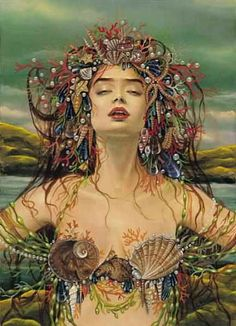 Lilith, Moon In Pisces, Neptune-Dreaming, astrology, mystic medusa
