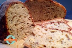 La luna sul cucchiaio: Pane con lenticchie germogliate