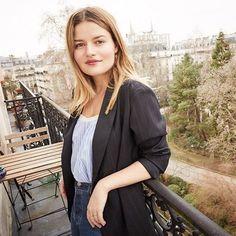 Sabina Socol | The definition of Parisian chic. #JoieSundayGirl