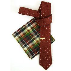 The Tie Bar men's accessories.  Ties   Mens Ties   Discount Neckties   Silk Neckties   Mens Silk Neckties   Extra Long Ties   Bow Ties   Cufflinks   Pocket Squares   Wool T...