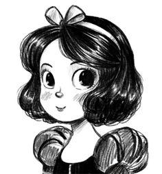 Snow White - Courtney Godbey