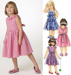 Children'S/Girls' Dress