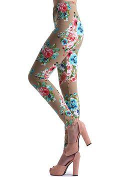 Sorteio de Férias: Ganhe uma Legging Floral Romwe + uma Caneta e Mini Agenda 2014 da Malwee. | VISUAL GLAM