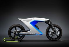 What if Peugeot Design Lab and his brand new strong DNA decided to re-born the Peugeot 103-SP ?