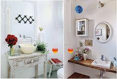 Faça você mesmo em toda casa - Banheiro   Simples Decoracao   Simples Decoração