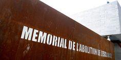 Le Mémorial de l'abolition de l'esclavage,Nantes  Crédit photo : Patrick Garçon