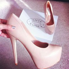 Beautiful high #heel shoes; and they are comfortable!
