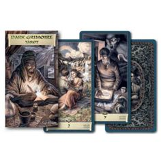 Tarot, Frame, Cover, Books, Texts, Darkness, Legends, Picture Frame, Livros