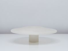 Alabaster Centerpiece | Angelo Mangiarotti | Società Cooperativa Artieri dell'Alabastro in Volterra | Alabaster | 1981