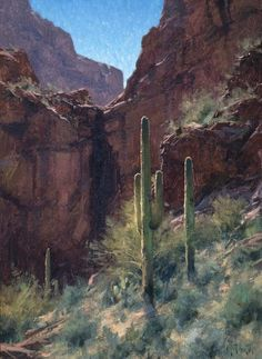 Affordable Landscaping Near Me Key: 3639278268 Landscape Art, Landscape Paintings, Oil Paintings, Landscaping Near Me, Desert Art, Southwest Art, Traditional Paintings, Art Oil, Decoration