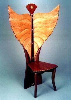 Steven Spiro: Sculptural Chairs