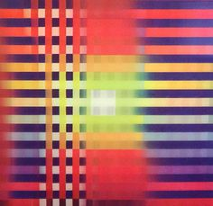 Untitled Set of 2 Agamographs 1995 3-D by Yaacov Agam 3 Dimension Silkscreen with Lenticular Screen From the edition of 99