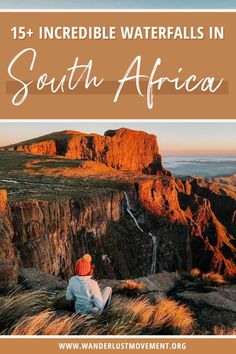 South Africa is home to incredible natural wonders and spectacular waterfalls. Here are some of the most enchanting waterfalls around South Africa. From Tugela Falls (the highest waterfall in Africa) to Mpumalanga's iconic Sabie Waterfall Route!| South Africa Travel | Things to do in South Africa| #southafrica #travel #waterfalls #traveltips