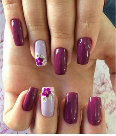 Spring Nail Designs And Colors Gallery the 100 trending early spring nails art designs and colors Spring Nail Designs And Colors. Here is Spring Nail Designs And Colors Gallery for you. Spring Nail Designs And Colors 120 trending early spring nails. Flower Nail Designs, Nail Designs Spring, Acrylic Nail Designs, Nail Art Designs, Nails Design, Fancy Nails, Cute Nails, Pretty Nails, Spring Nail Art