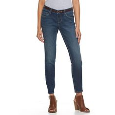 Skinny jeans size 14 short