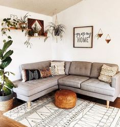 ~ Boho ~ Living Room ~ Home Decor ~ Plants ~ : ~ Boho ~ Living Room ~ Home Deco. ~ Boho ~ Living Room ~ Home Decor ~ Plants ~ : ~ Boho ~ Living Room ~ Home Decor ~ Plants ~ Diy Home Decor Rustic, Retro Home Decor, Rooms Home Decor, Decor Room, Room Decorations, Boho Decor, Wall Decor, Tv Decor, Wall Lamps