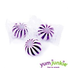 Just found Grape Sassy Spheres Purple Striped Candy Balls: Bag Thanks for the Bulk Candy, Candy Shop, Purple Candy Buffet, Online Candy Store, Purple Food, Baby Shower, Party Treats, Candy Party, All Things Purple