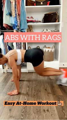 Fitness Workouts, Gym Workout Videos, Gym Workout For Beginners, Fitness Workout For Women, Fitness Goals, Fitness Motivation, Post Baby Workout, Post Pregnancy Workout, Easy At Home Workouts