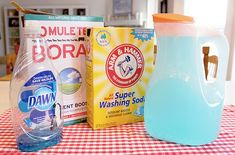 After I posted the Homemade Laundry Detergent – Trial Size Version recipe last week, I had several requests for a concentrated version of the LIQUID Laundry Detergent I am fond of as well. Since it has been awhile since I'd made up a batch, I figured I'd give it a try. It actually was embarrassingly …
