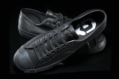 Converse CONS Jack Purcell Pro Ox Black-Out | HiConsumption