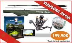 Vianočná akcia: Sonar VEXILAR  s vianočným darčekom pre každého rybára! Home Appliances, House Appliances, Appliances