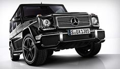 Mercedes G 65 AMG, extreme wealth by almost 300,000 €