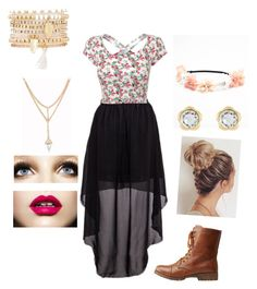 """""""plâý"""" by elainia on Polyvore featuring Bamboo, Marc Jacobs and Charlotte Russe"""