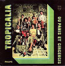 "various ""Tropicália: ou Panis et Circencis"" 1968"