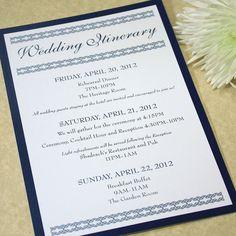 Wedding Itinerary Wedding Itinerary Template  BridetodoCom