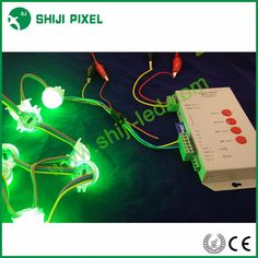 Led Lighting 500 Pcs Ws2811 Led Pixel Module With Wire Cables Smd5050 Rgb Ws2811 Built-in Control Led Modules